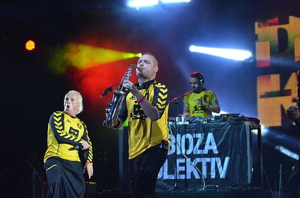Dubioza Kolektiv; Foto: Zaječarska Gitarijada