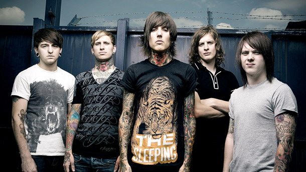 "Bring Me the Horizon izdali spot za pesmu ""Throne"""