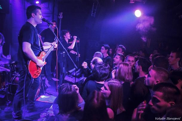 Krug - EKV tribute bend u petak u Božidarcu