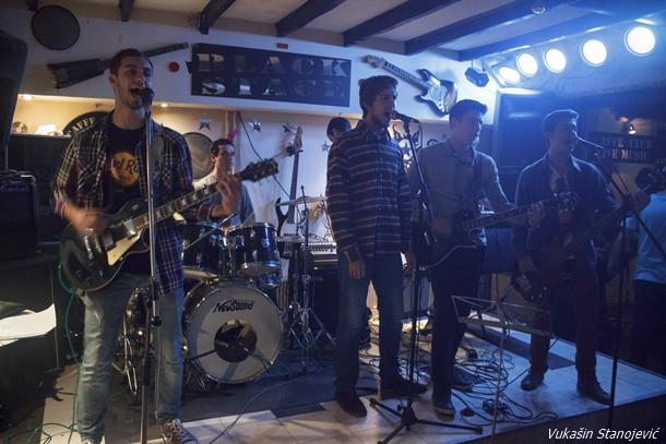 Humanitarni koncert za malog Vuka