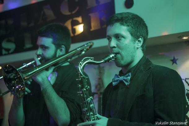 Benny Brickman Band premijerno nastupa u Nišu