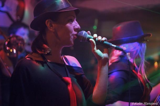 Održana premijera benda Benny Brickman u Black Stageu