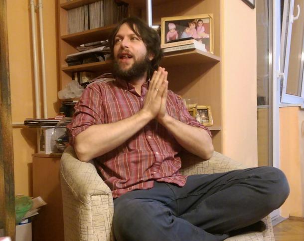 Paul Shapera: Balkanska priča u steampunk fazonu