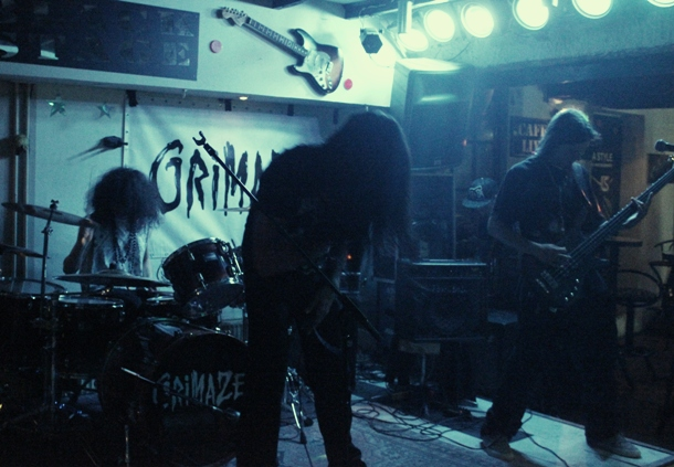 Grimaze, Citizen Erased i Suffering's The Price u Nišu (foto-izveštaj)