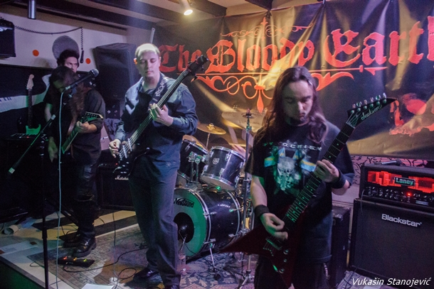 The Bloody Earth u Nišu: Funeral doom na niški način (foto-reportaža)