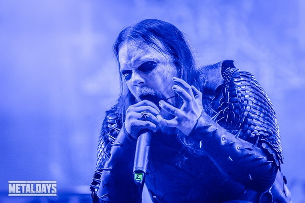 Dark Funeral; foto: Mark Hansen