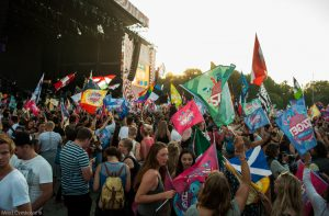 Sziget flag party