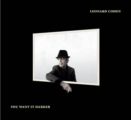 Gospodari pesme: Lenjo kopile u odelu, Leonard Cohen