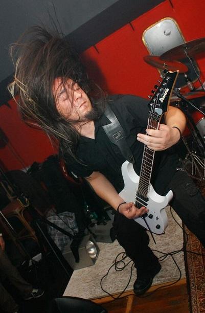"""Ivica Šimunović (Kymera): """"U zadnje vrijeme se osjeti popriličan pomor metal bendova"""""""