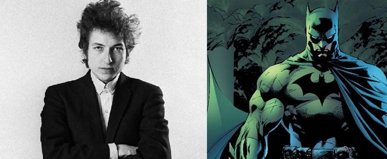 Bob Dylan kao Batman