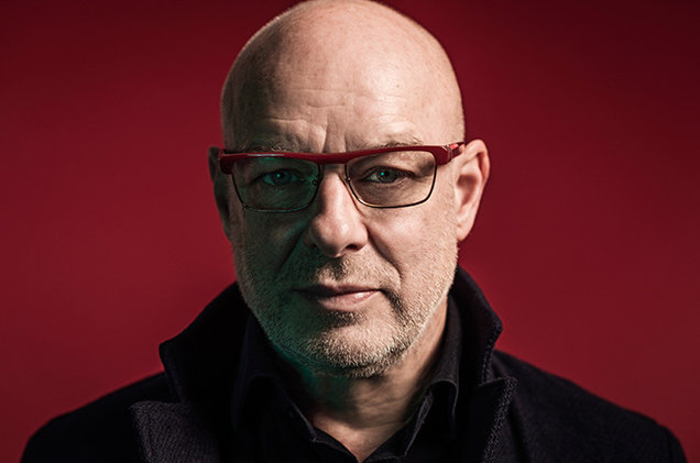 """Brian Eno i Kevin Shields objavili """"Only Once Away My Son"""""""
