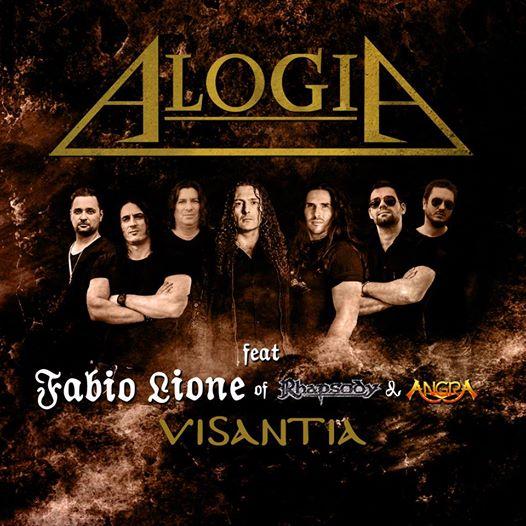 "AlogiA i Fabio Lione snimili pesmu ""Visantia (Konstantin The Great)"""