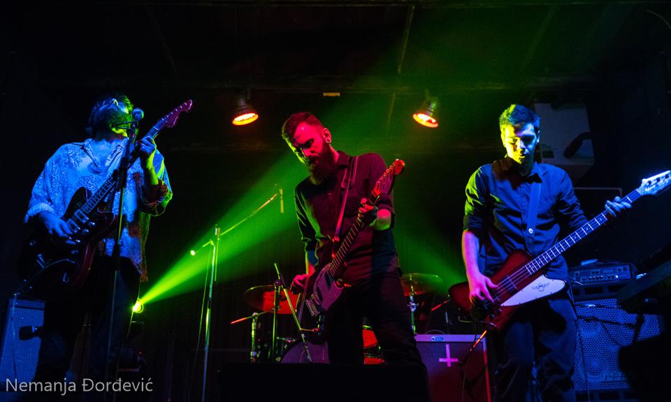 Kosmički rok grupe There. u Elektropioniru