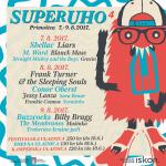 Nagradna igra: Vodimo vas na SuperUho festival