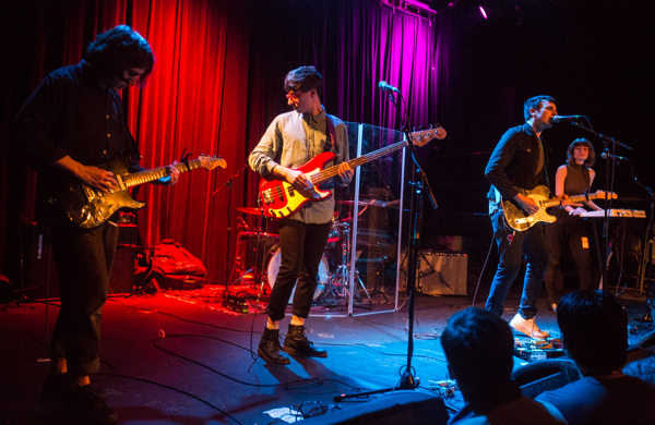 The Pains of being pure at hear