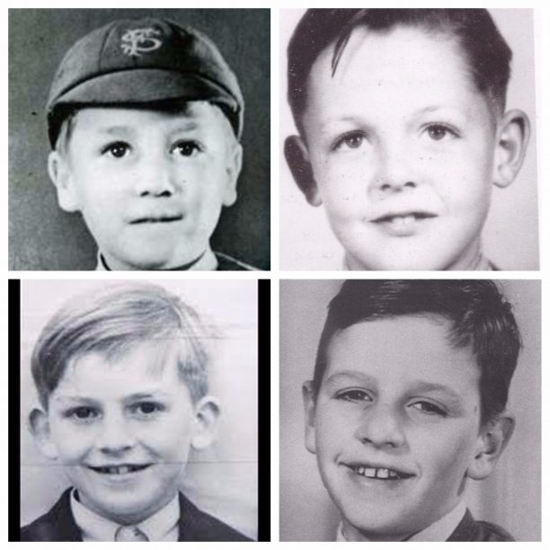John Lennon, Paul McCartney, George Harrison, Ringo Starr
