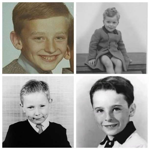 Boy George, Ian Dury, Johnny Rotten, Alice Cooper