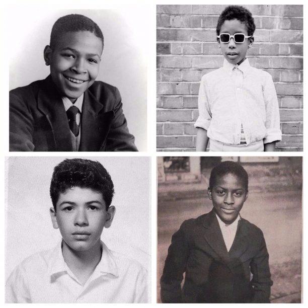 Marvin Gaye, Bob Marley, Santana,Chuck Berry