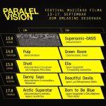 Uskoro kreću Paralelne vizije – Festival muzičkog filma u Domu omladine Beograda