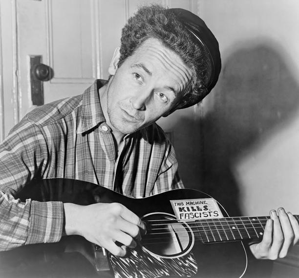 "Gospodari pesme: Najprljaviji ""Prljavih tridesetih"" - Woody Guthrie"