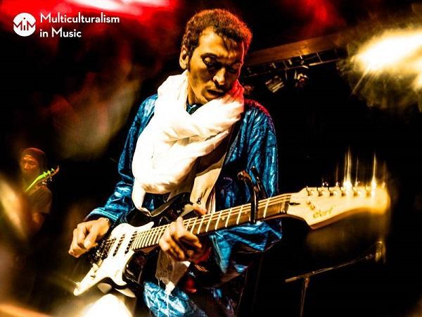 Predstavnik pobunjeničkog pustinjskog rocka Bombino na INmusicu