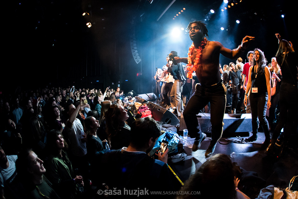 Young Fathers MENT festival Ljubljana