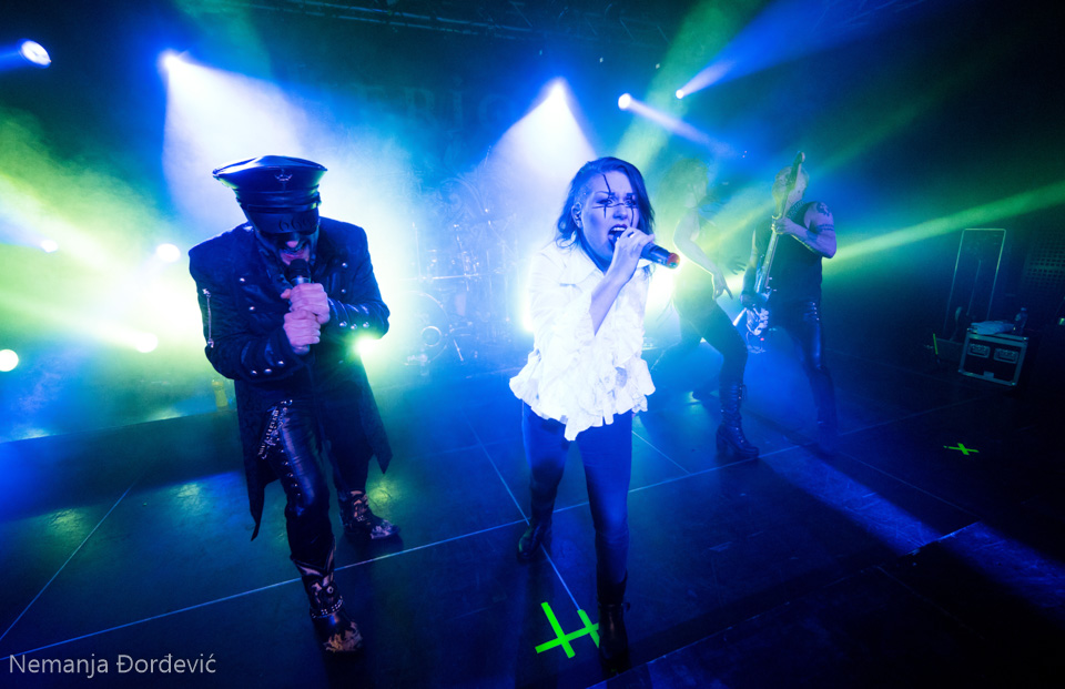 Therion Dom omladine Beograd