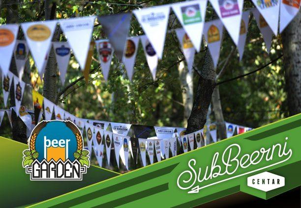 SubBeerni centar - Beer Garden 2018