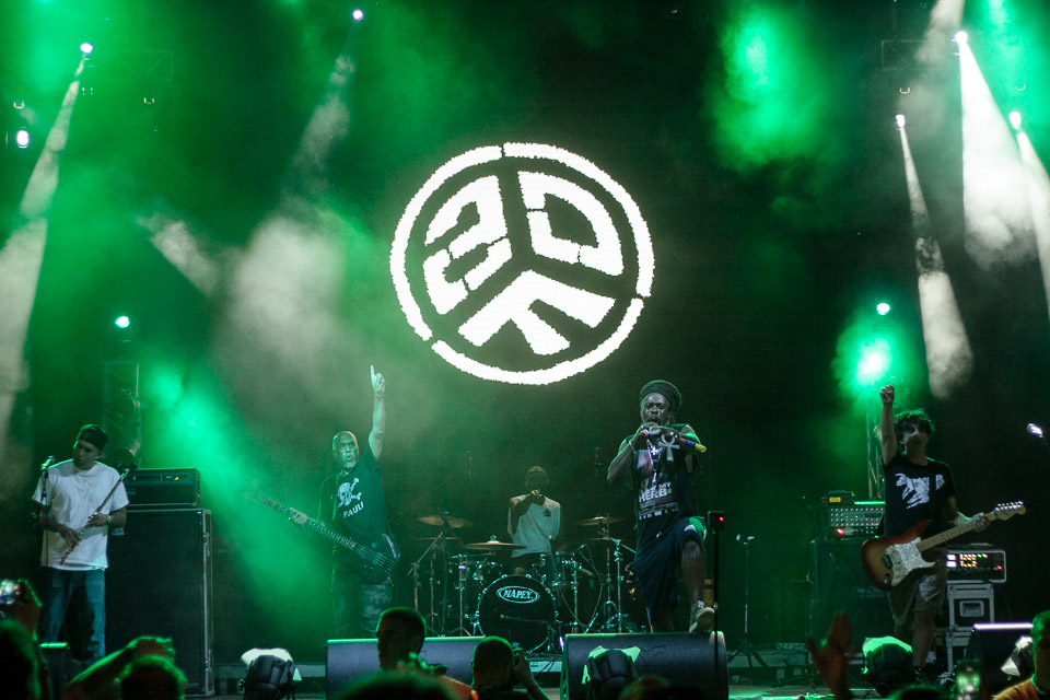 Asian Dub Foundation Exit festival Novi Sad