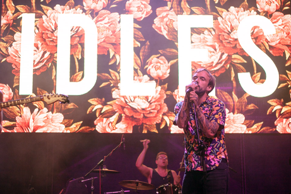 Idles EXIT festival Novi Sad
