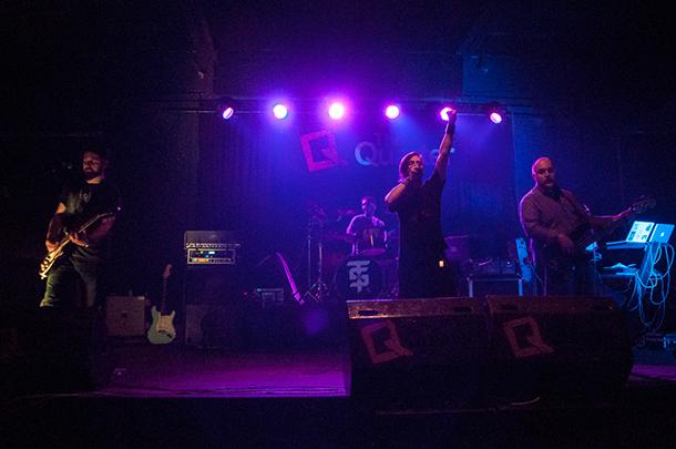 Sopot na Pozitivnom koncertu u Novom Sadu