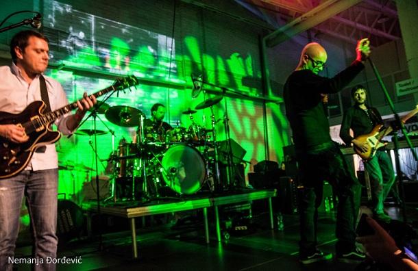 """Ugodna večer uz KKN i Darkwood Dub: """"Neka dugo živi Rock 'n' Roll!"""""""
