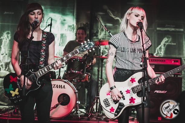 The Rock Flock: 'Na punk sceni nema planiranja, sve se odvija brzo i efikasno'