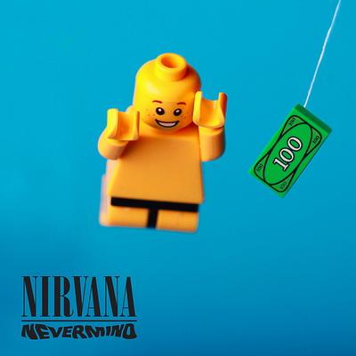 Heavy metal albumi od Lego kockica (foto)