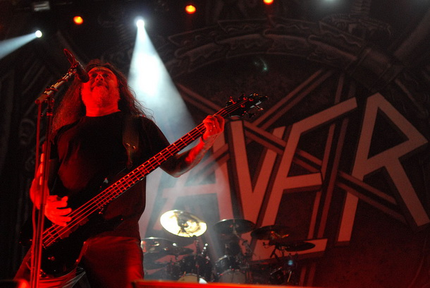 "Slayer objavili pesmu ""Cast the First Stone"""