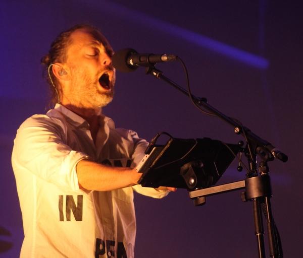 EXIT '13: Thom Yorke konačno došao u Srbiju