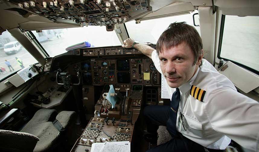 Iron Maiden avion