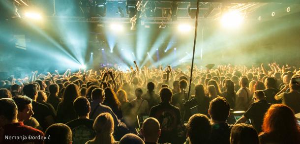 """""""Tiha noć"""" sa Children of Bodom u Domu omladine"""