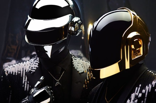 Daft Punk u Star Wars kacigama na dodeli Grammy nagrada