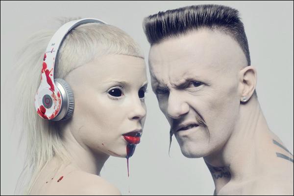 Flea, Marilyn Manson i Jack Black u novom spotu Die Antwoorda