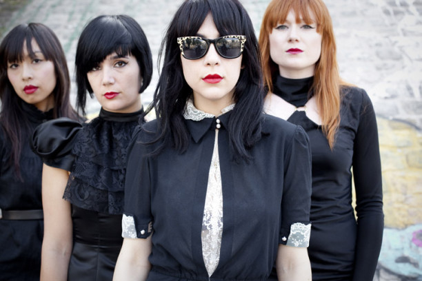 "Dum Dum Girls ekranizovale ""Rimbaud Eyes"""