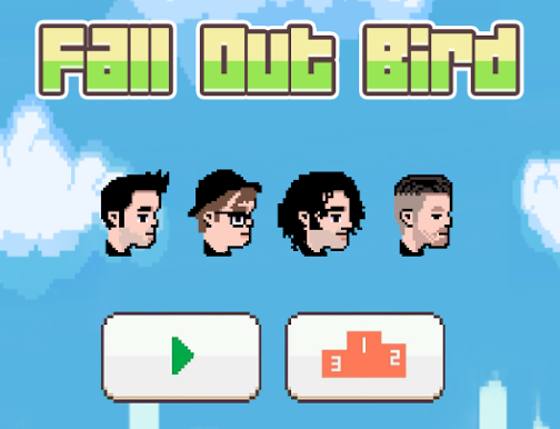 Fall Out Boy napravili svoju verziju Flappy Bird igre