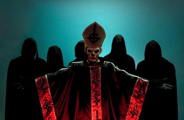 Ghost izveo poslednji koncert sa Papom Emeritusom III