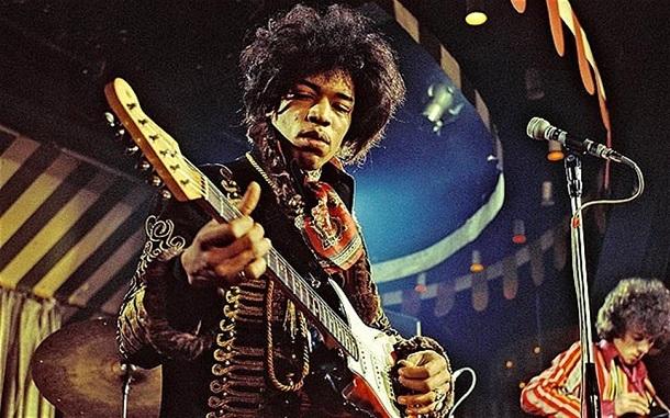 Majstori gitare: Jimi Hendrix