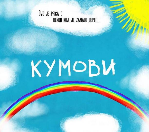 """Premijera dokumentarca """"Kumovi"""" o niškom bendu Arnold Layne & Alhemija"""