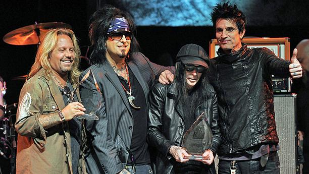 """Mötley Crüe ne završavaju karijeru nakon """"Oproštajne turneje"""""""