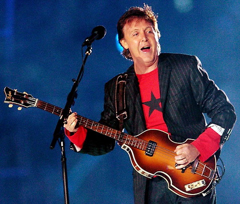 "Paul McCartney u ""Piratima sa Kariba"""