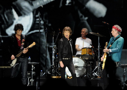 Poznati termini evropske turneje 'No Filter' benda The Rolling Stones