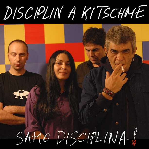 Disiplin A Kitschme: Nova pesma, novi član i novi instrument
