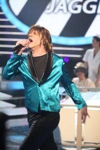 Wikluh Sky kao Mick Jagger